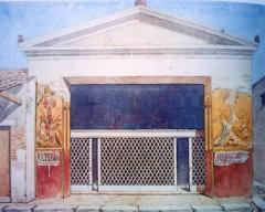 armeria dei gladiatori ai tempi di Pompei