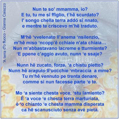 Auguri Di Natale Napoletano.Lingua E Dialetto Napoletano Vongolablog Il Blog Su Napoli Di